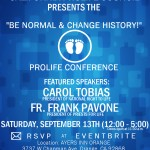 ProLife Conference Poster