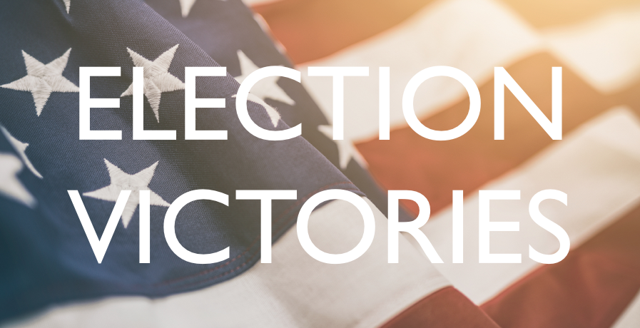Election Victories